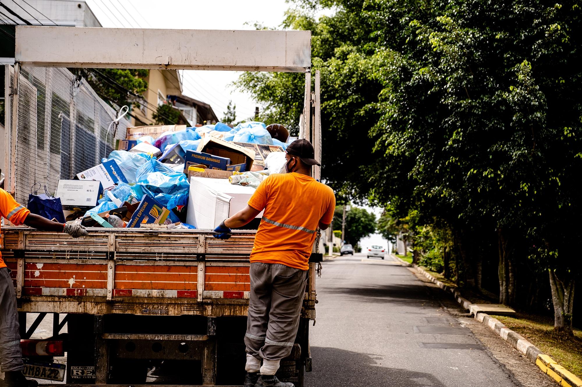 Coleta Seletiva em Caraguatatuba, uma nova solução para a cidade.